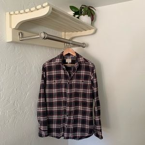 Other - Unisex Flannel in Black/White/Gray/Red